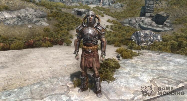Light Armour for the Companions for TES V: Skyrim