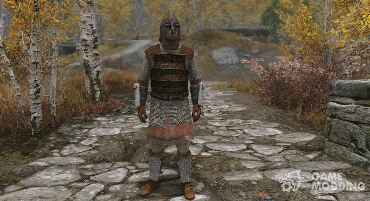 NorseViking Armor II for TES V: Skyrim