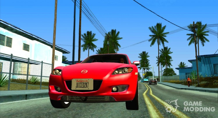 Race for NFS for GTA San Andreas