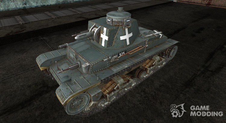 New skins for Panzer 35 (t) for World Of Tanks