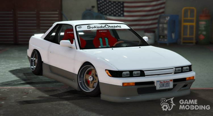 Nissan Silvia S13 Stance for GTA 5