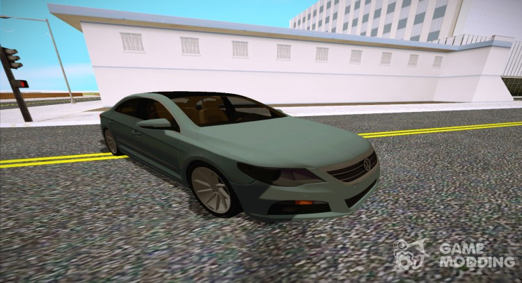 Volkswagen AirCC for GTA San Andreas