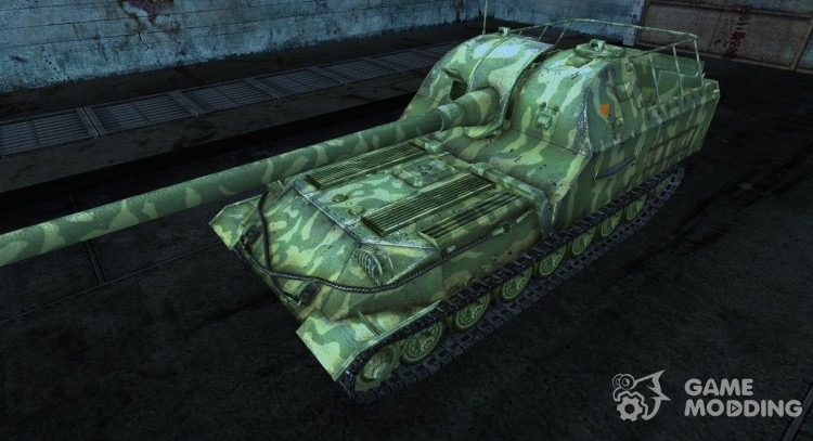 The skin for the 261 for World Of Tanks
