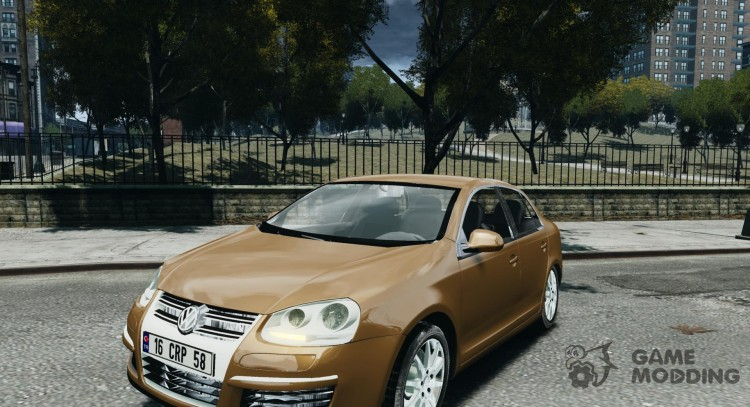 2008 Volkswagen Jetta for GTA 4