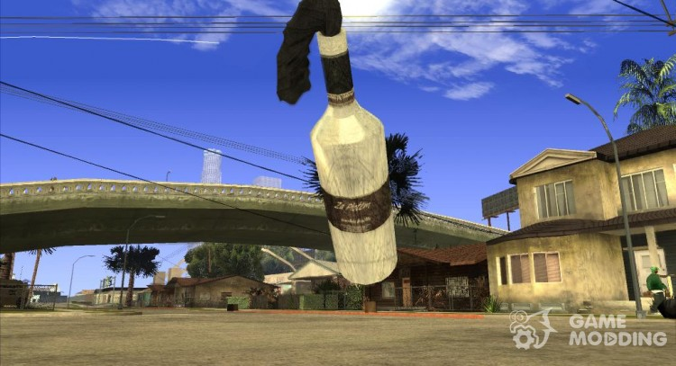 Molotov Cocktail (Postapokalipsis) for GTA San Andreas