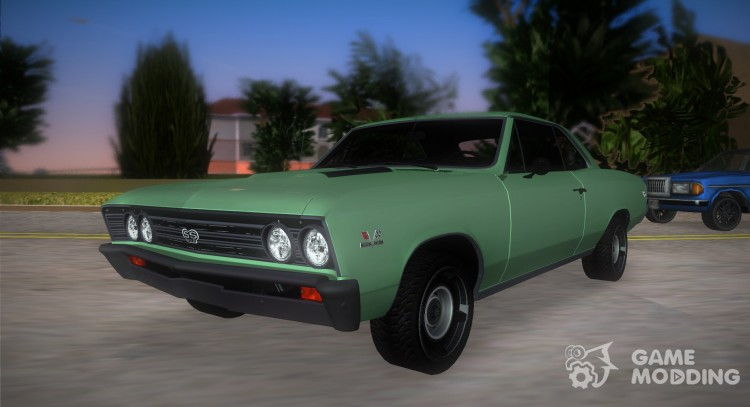 Chevrolet Chevelle SS 196 for GTA Vice City