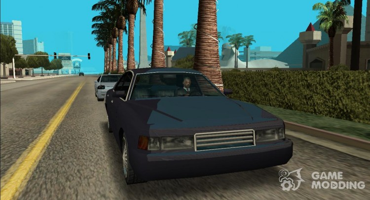 VCS Reflections for GTA San Andreas