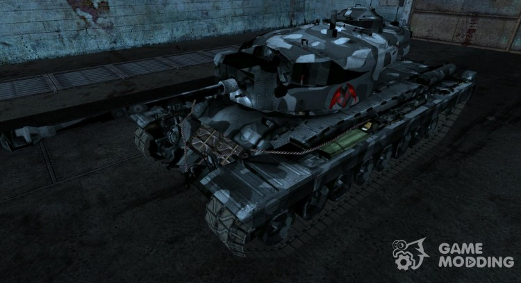 4 holders from yZiel for World Of Tanks