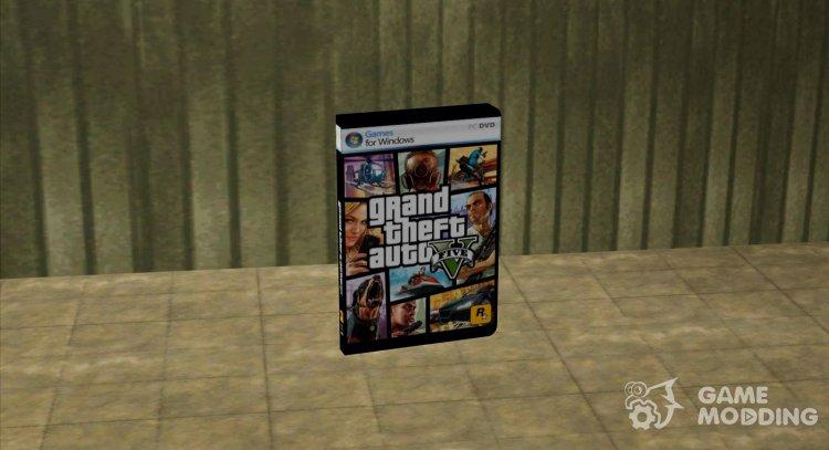 GTA IV Save box Pickup for GTA San Andreas