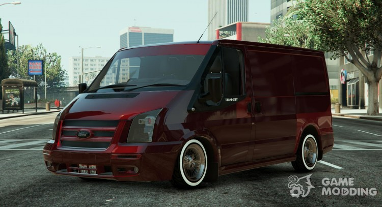 Ford Transit Low Rider BETA for GTA 5