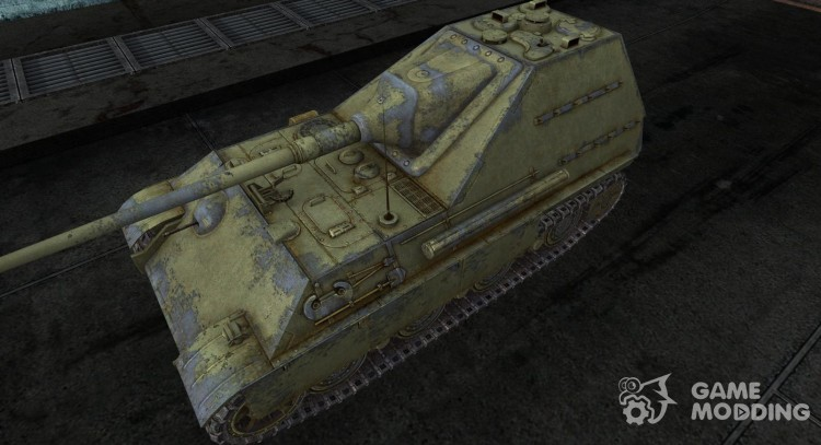 Skin for JagdPanther II for World Of Tanks