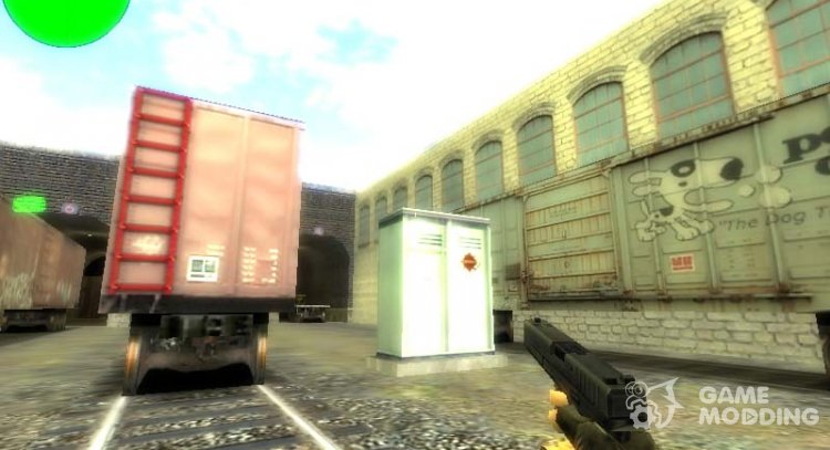 Cgshader for Counter Strike 1.6