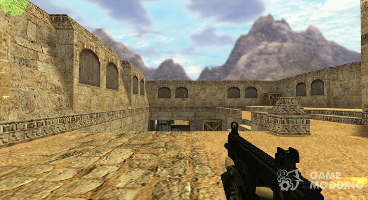 TDI Kriss Super Vector for Counter Strike 1.6
