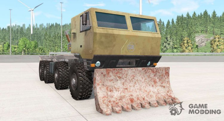BigRig Truck for BeamNG.Drive