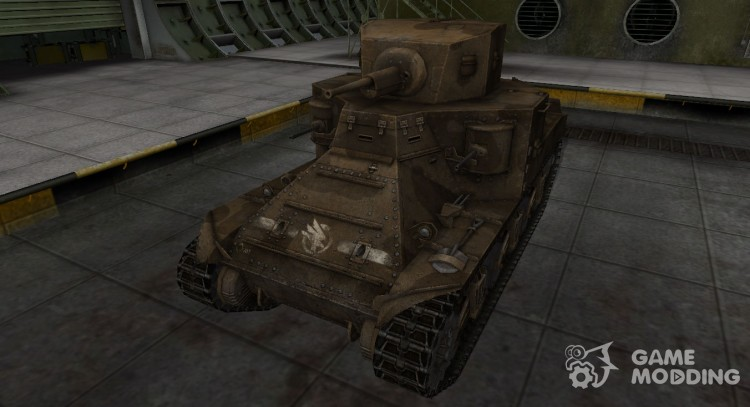 Skin-C&C GDI for the M2 Medium Tank for World Of Tanks