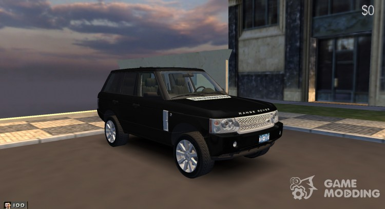 Range Rover Supercharged for Mafia: The City of Lost Heaven