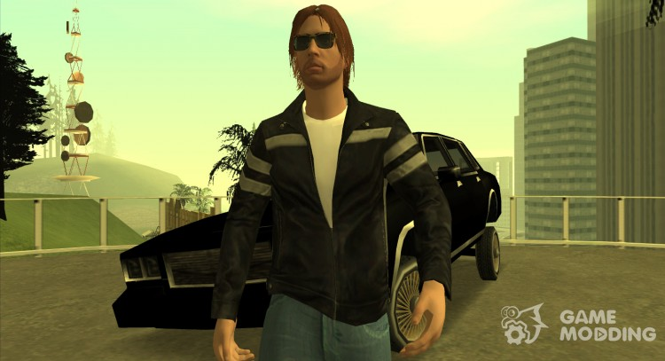 Player.img from GTA Online for GTA San Andreas