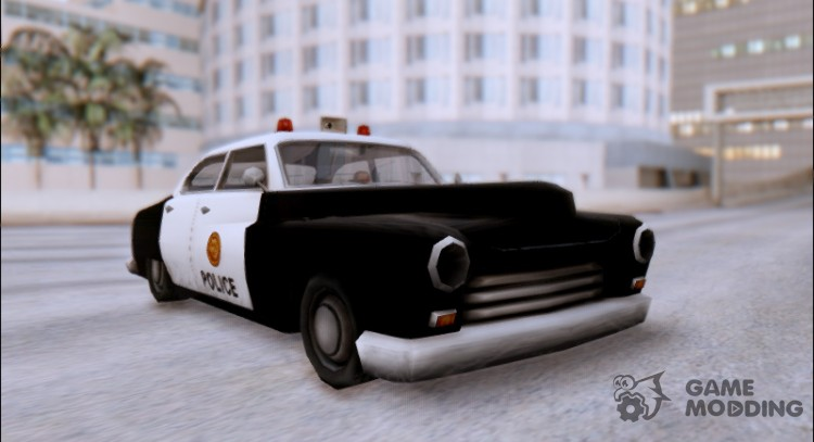 Old Cop Cars >> Old Cop Car For Gta San Andreas