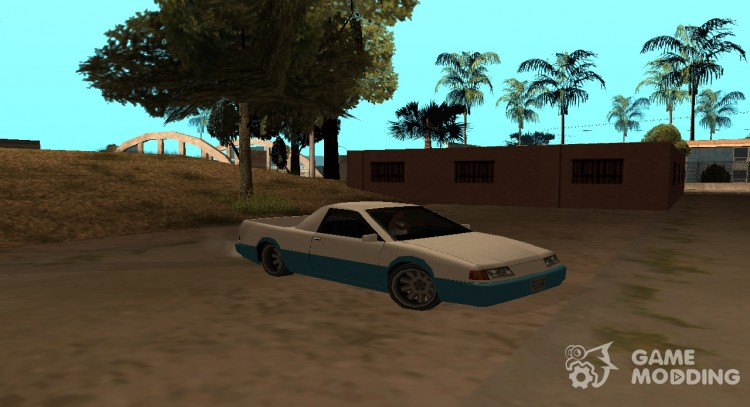 Stratum Pickup for GTA San Andreas