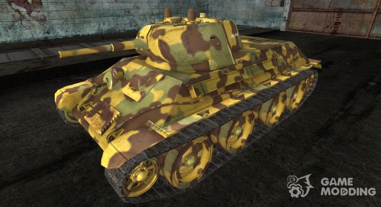 A-20 Gesar for World Of Tanks