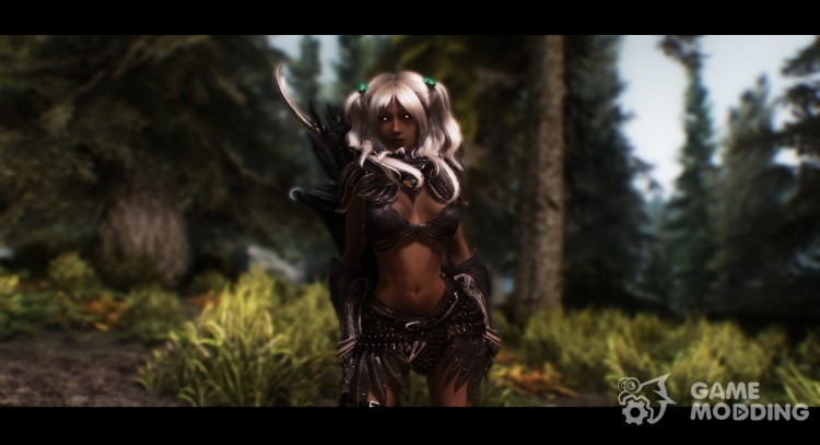 Laâna for TES V: Skyrim