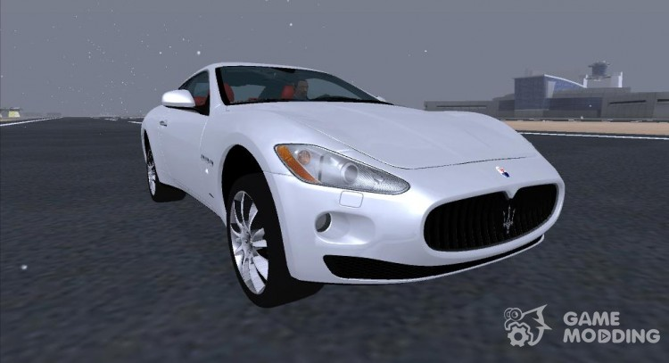2008 Maserati GranTurismo for GTA San Andreas