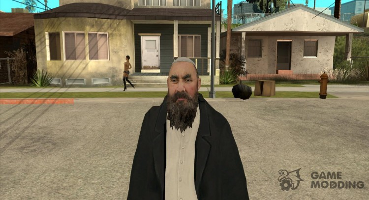 Jew for GTA San Andreas