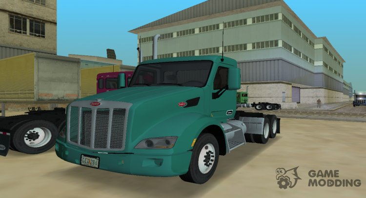 Peterbilt 579 for GTA Vice City