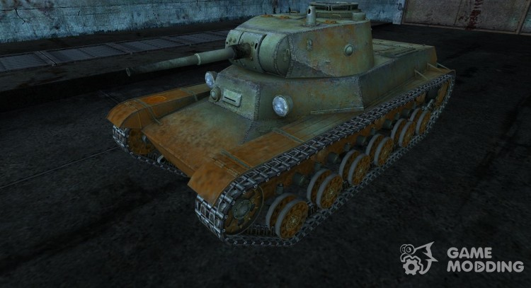 Skin for t-50-2 for World Of Tanks