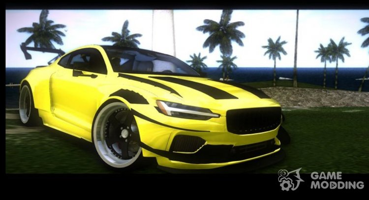 (MVL) Volvo Polestar 1 V1 for GTA Vice City