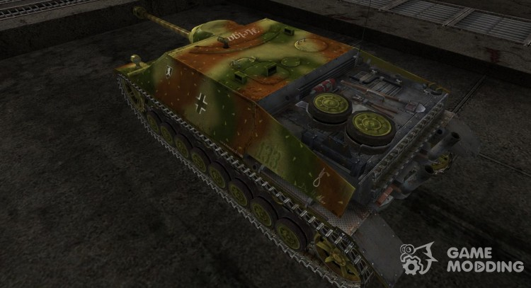 JagdPzIV 7 for World Of Tanks