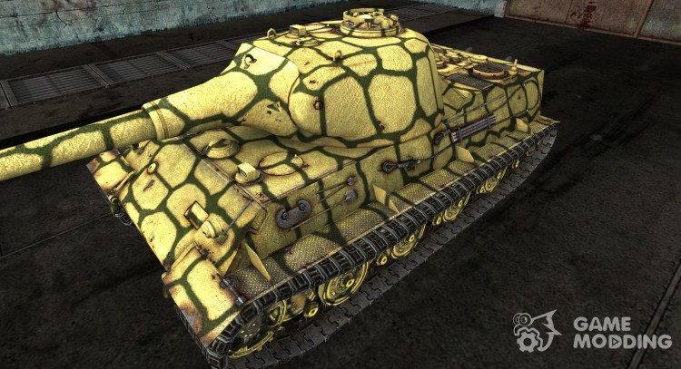 Skin for Lowe for World Of Tanks