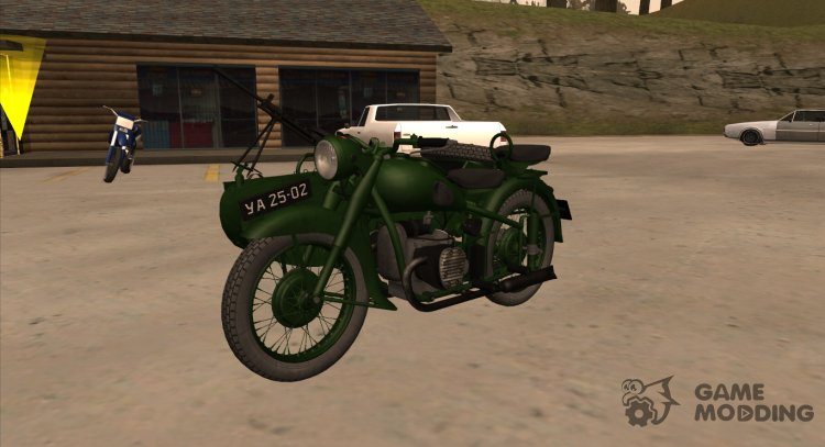 M-72 for GTA San Andreas