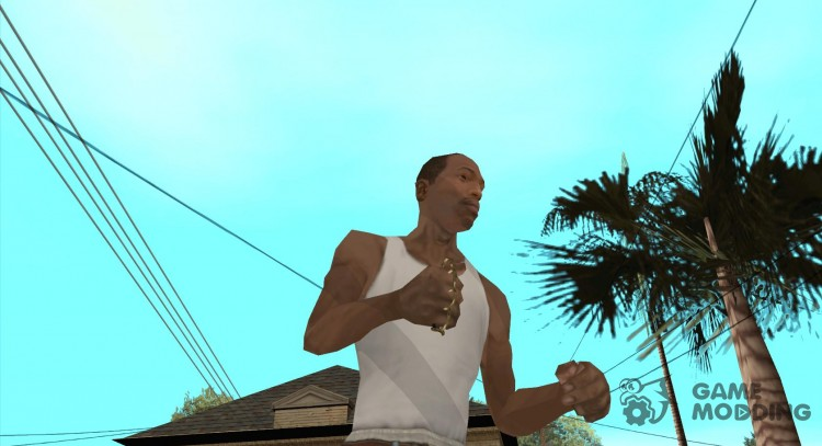 Kastet for GTA San Andreas