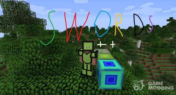 Swords ++ for Minecraft