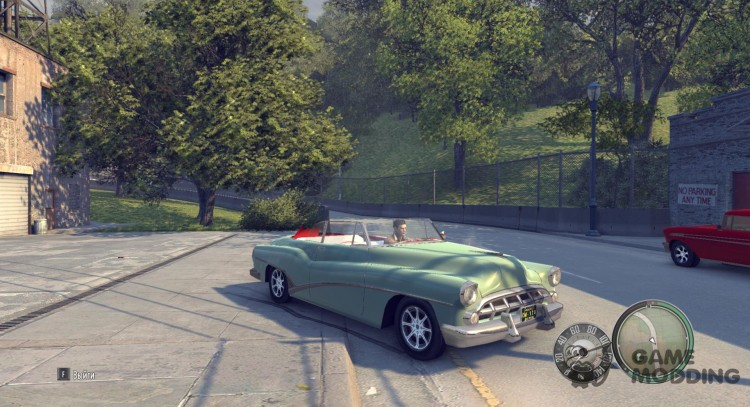 Berkley Kingfisher convertible v1.0 for Mafia II
