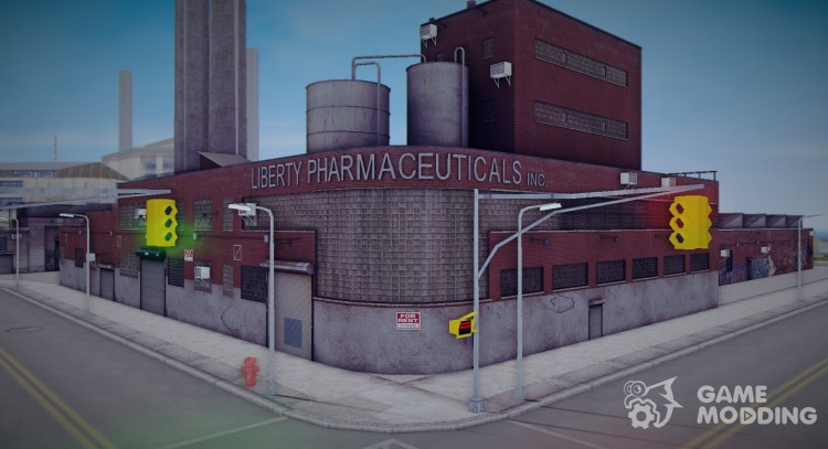 Liberty Pharmaceuticals for GTA 3