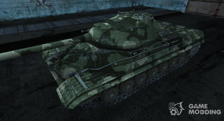 Шкурка для ИС-8 для World Of Tanks