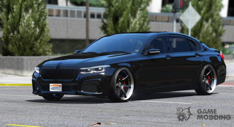 BMW 750Li xDrive 2019 for GTA 5