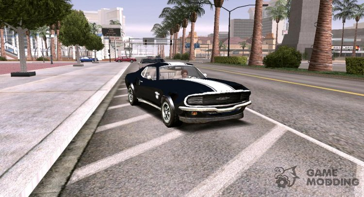 69 Bruiser for GTA San Andreas