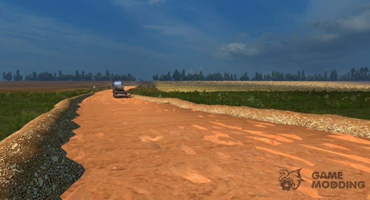 The State Of Amazonas for Euro Truck Simulator 2