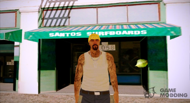 LSV3 HD for GTA San Andreas