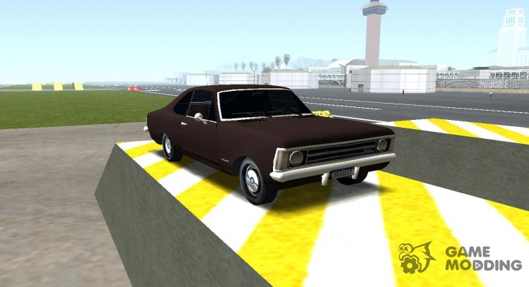 Chevrolet Opala Coupe Especial 1972 for GTA San Andreas