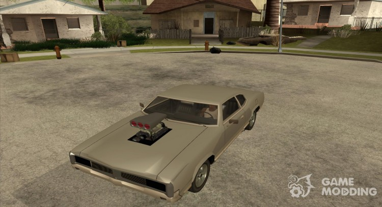 Charger Sabre for GTA San Andreas