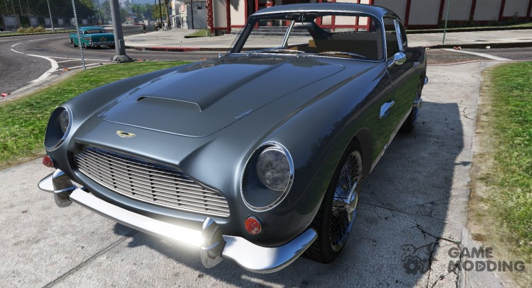 1964 Aston Martin DB5 Vantage for GTA 5