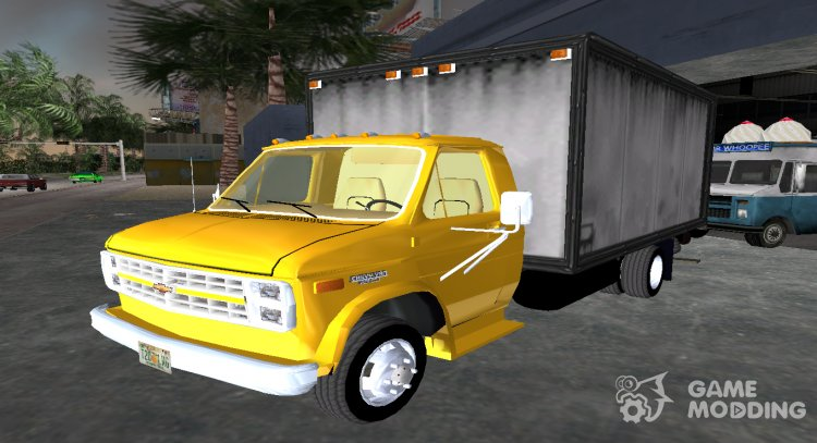 1986 Chevrolet 250 HD for GTA Vice City