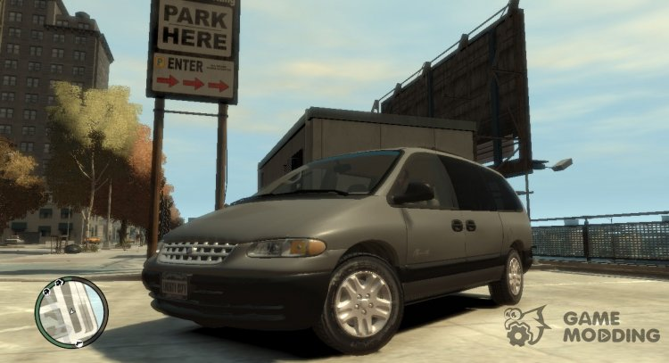 1996 Plymouth Grand Voyager for GTA 4