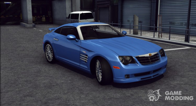 Chrysler Crossfire for Street Legal Racing Redline