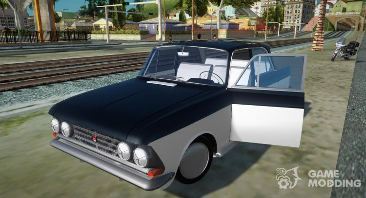 Moskvich-408 Low for GTA San Andreas