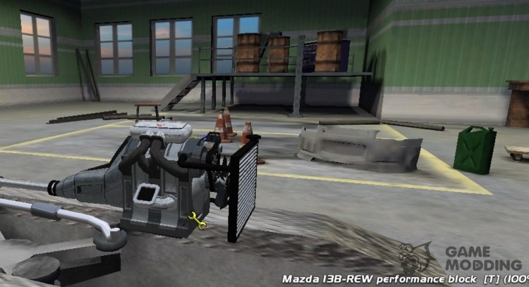 Rotary 13B-REW Beta 1.0.4 for Street Legal Racing Redline